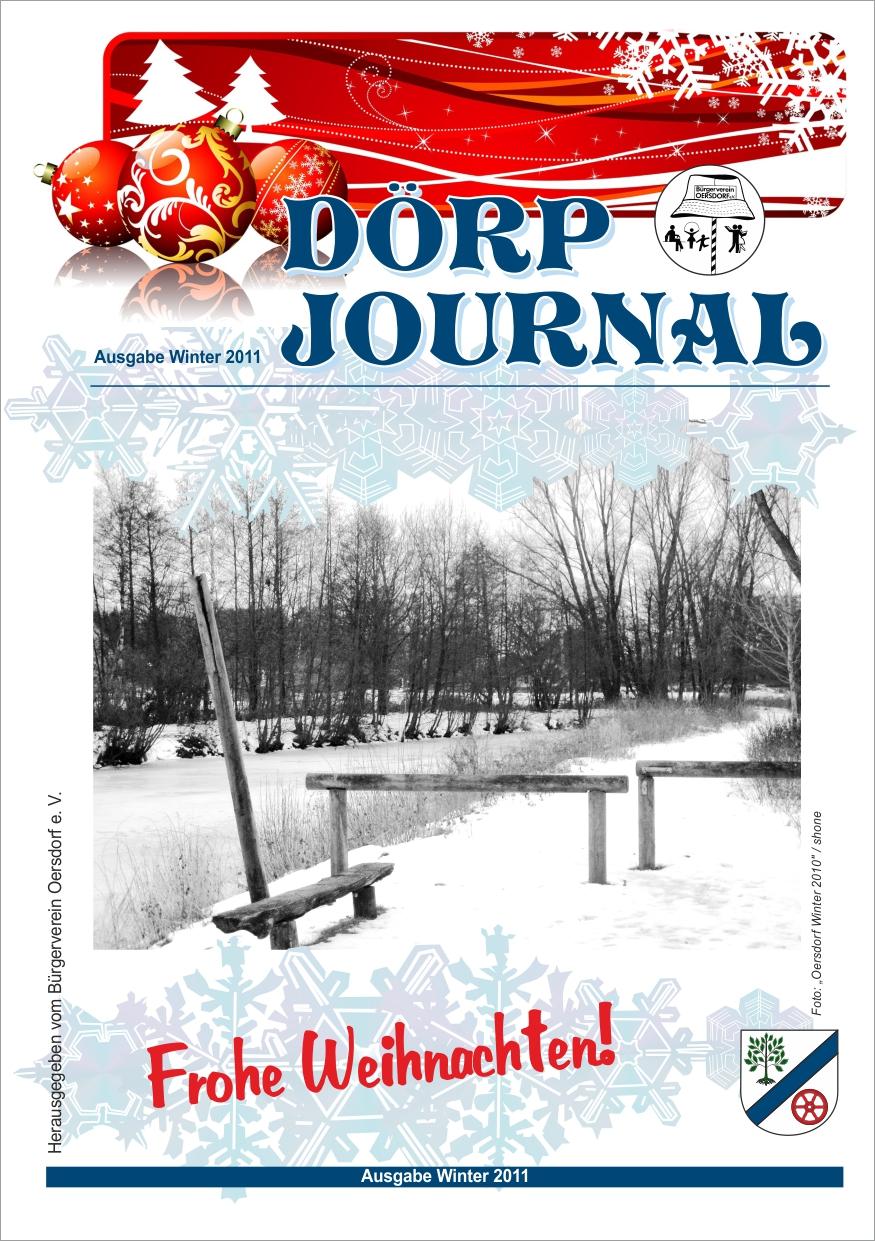 Dörpjournal Winter 2011